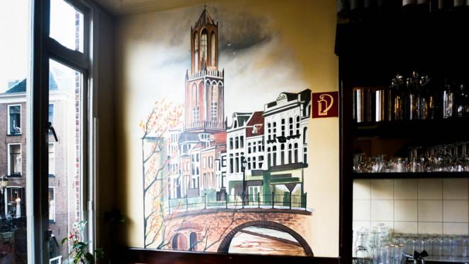 Decoratie - De Witte Ballons, Utrecht