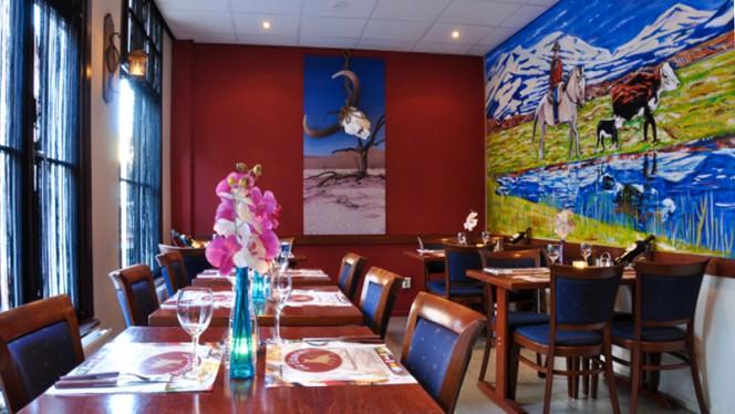 Restaurantzaal - La Estancia, Amsterdam