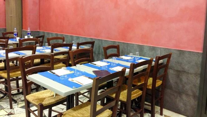 Sala del ristorante - Golosone Anzio, Anzio
