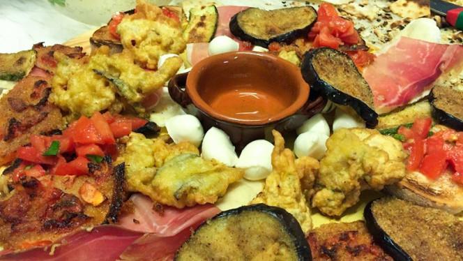 Suggerimento del piatto - Golosone Anzio, Anzio