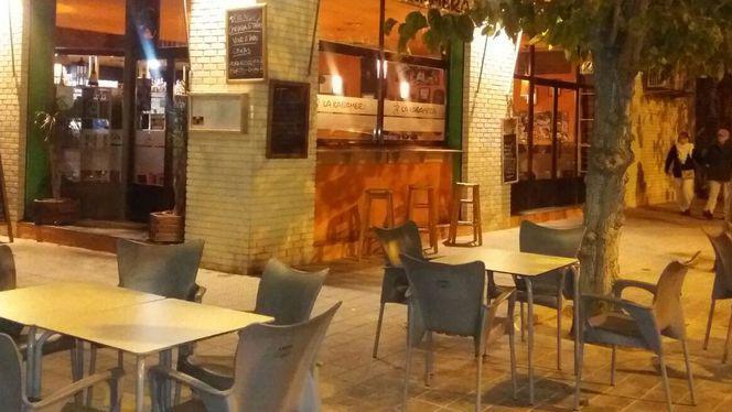 Terraza - La Cerveceria de Monti, Valencia