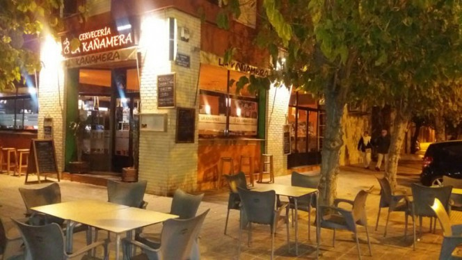Vista de la sala - La Cerveceria de Monti, Valencia