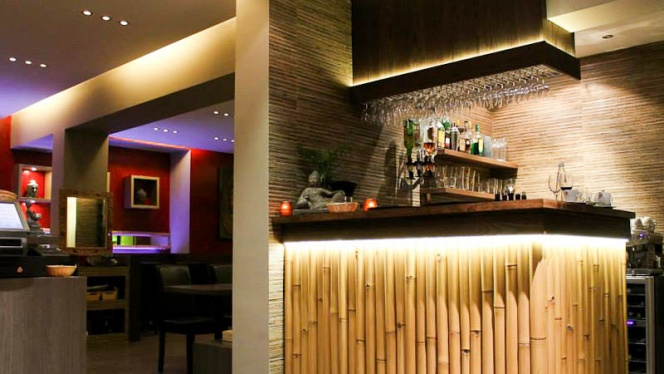 Vue bar - Citron Vert, Brussels