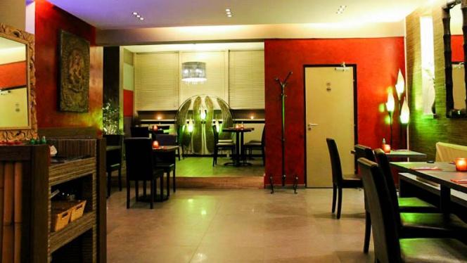 Vue salle - Citron Vert, Brussels