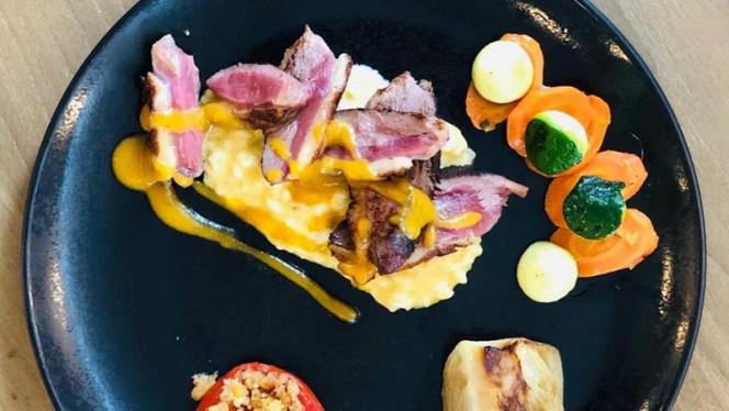 Suggestion de plat - Auberge de Perly,