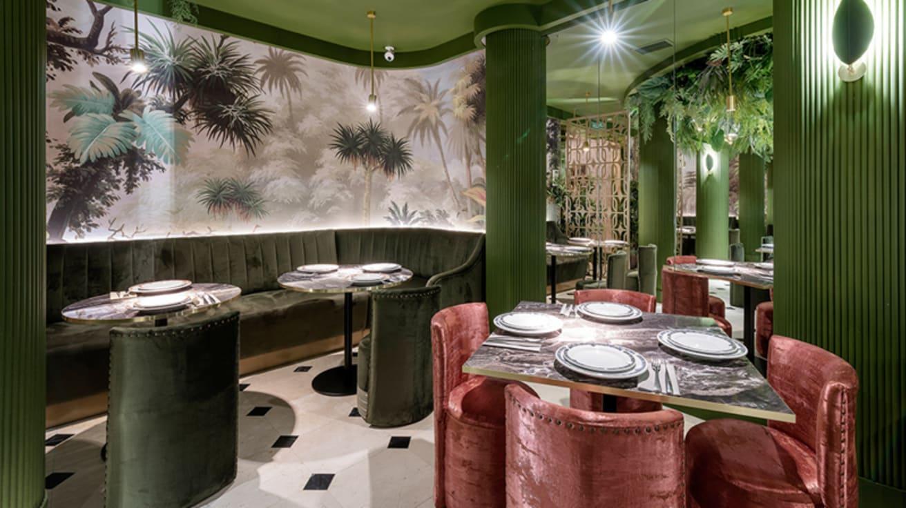 restaurantes para cenar en madrid en pareja