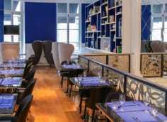 La Table Du Palais Royal In Paris Restaurant Reviews Menu And