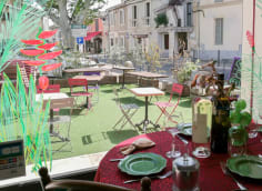 La Table Du Meunier In Fontvieille Restaurant Reviews Menu And