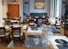 Cafe De La Table Ronde In Grenoble Restaurant Reviews Menu And