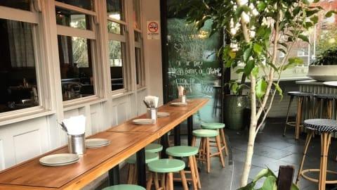 Gazebo Wine Bar & Dining, Elizabeth Bay