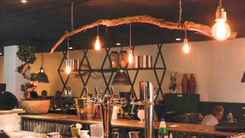 Restaurant The Fusion Club, Zeist