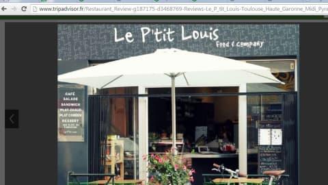 Le P'tit Louis, Toulouse