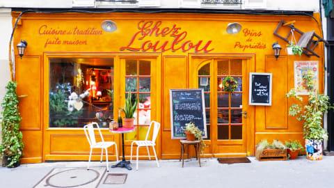 Chez Loulou, Paris