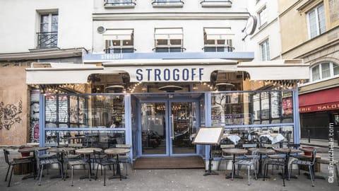 Strogoff, Paris