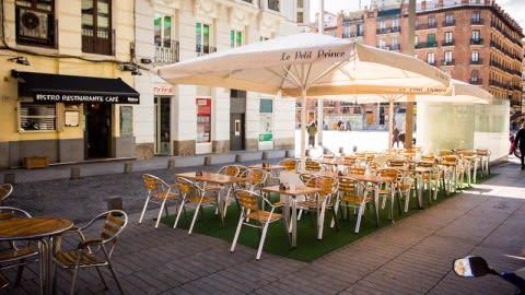 Le Petit Prince, Madrid