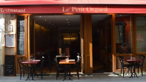 Le Petit Orgueil, Paris