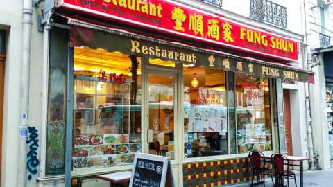 Fung Shun, Paris