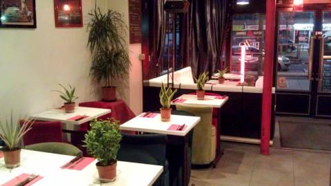 Restaurant Pezzo, Paris