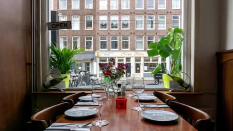 Koerdisch Restaurant Zagros, Amsterdam