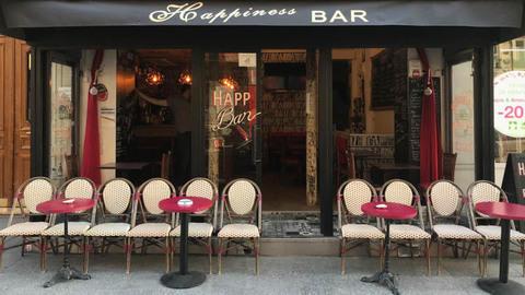 Happiness Bar, Paris