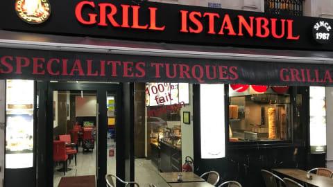 Grill Istanbul Gobelins, Paris