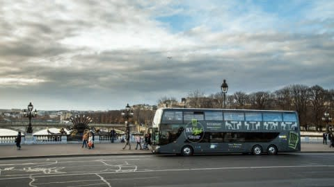 Bus Toqué, Paris