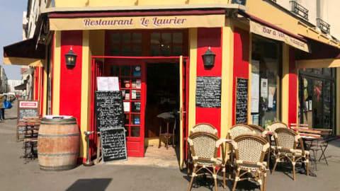 Le Laurier, Paris