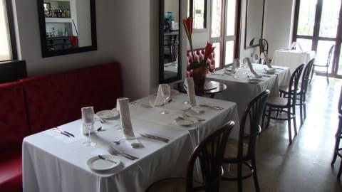 Brasserie Montaigne (Hotel Monterrey), Cartagena de Indias