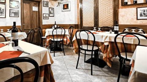 La Trattoria il Bargello, Florence