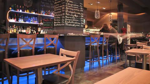 Sentidos Lounge, Barcelona