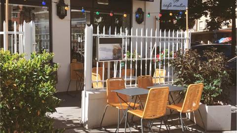 Café Mutin, Genève