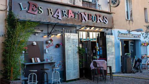 Les Baratineurs, Aix-en-Provence
