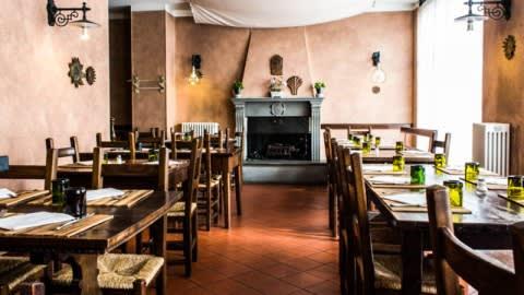 Taverna Calabiana, Milan