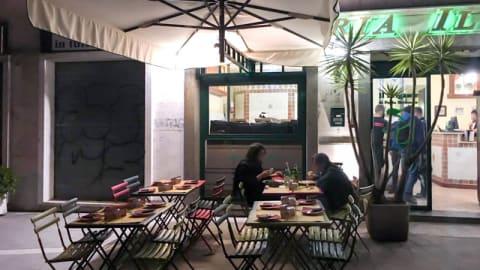 Il Brigante di San Giovanni, Roma