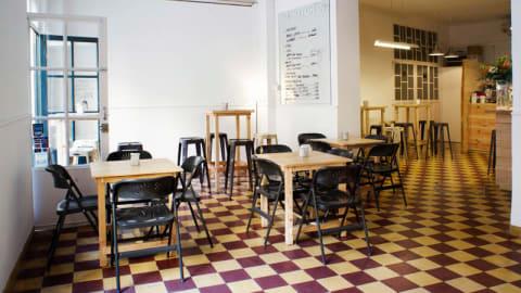 No Kitchen, Sevilla