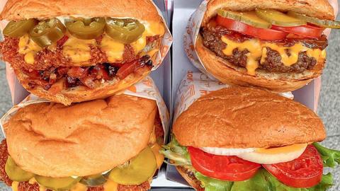 Burger Shack, Madrid