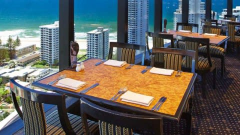 Four Winds Revolving Restaurant - Gold Coast, Surfers Paradise