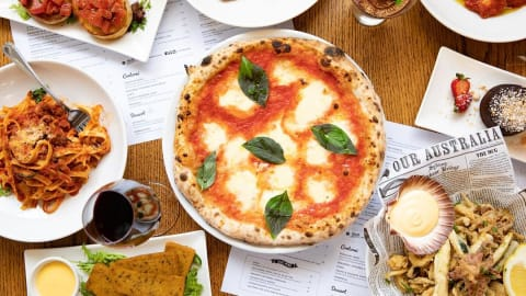 Zanini Pizzeria & Cucina Italiana - Elwood, Elwood