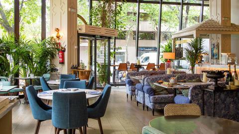 Sushita Café - Miguel Ángel, Madrid