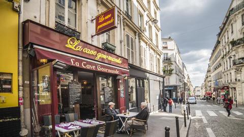 La Cave Gourmande, Paris