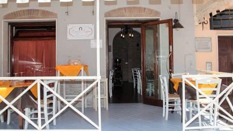 Osteria Borgo Antico, Terracina