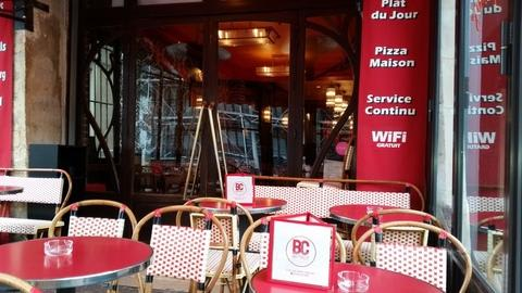 Bistrot du Centre, Paris