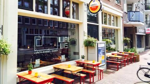 Café de Walvis, Amsterdam