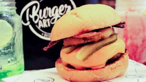 Burger Art, Guarulhos