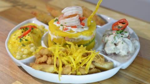 Kusi Cocina Peruana, Medellín