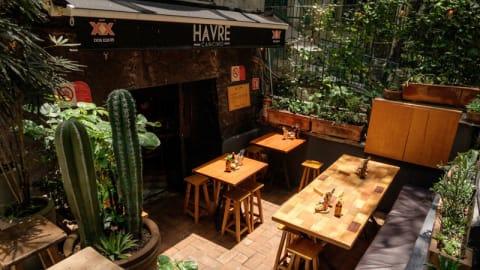 Cancino Havre, Ciudad de México