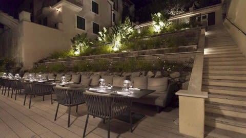 Emme Restaurant, Rome