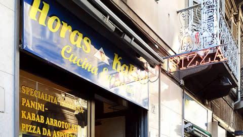 Horas Kebab, Turin