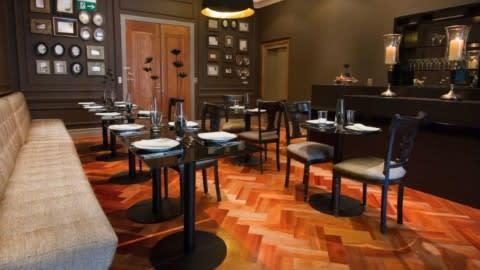 The Deli Lounge (Lastarria Hotel Boutique), Santiago de Chile