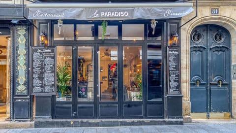 Le paradiso, Paris